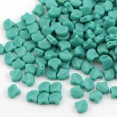 Ginko 7.5mm Turquoise Green [10szt]