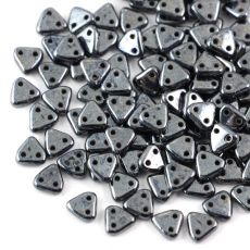 Triangle 6mm Hematite [40szt]