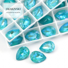 4320 Swarovski Pear Fancy Stone 14X10mm Laguna DeLite