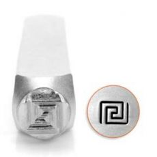 Stempel do metalu Impress Art Greek Key 6mm