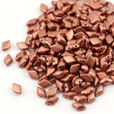 Gemduo 8x5m Bronze Copper [20szt]