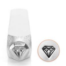 Stempel do metalu Impress Art Diamond 6mm