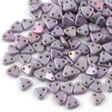 Triangle 6mm Luster Metalic Amethyst [40szt]