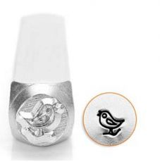Stempel do metalu Impress Art Song Bird 6mm