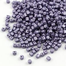 Minos par Puca 2,5x3mm Metallic Mat Purple [40szt]