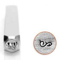 Stempel do metalu Impress Art Flourish I 3mm