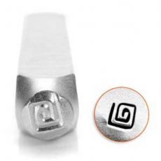 Stempel do metalu Impress Art Square Swirl 3mm
