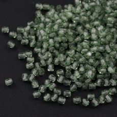 Fire Polish 3mm Crystal Solger Olive [40szt]