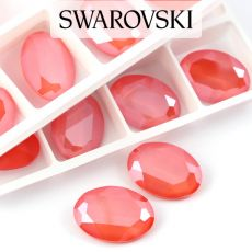 4127 Swarovski Oval Fancy Stones 30x22mm Light Coral