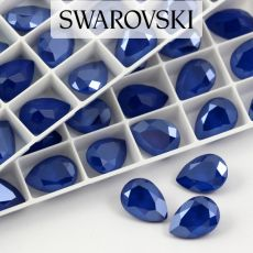 4320 Swarovski Pear Fancy Stone 14X10mm Royal Blue
