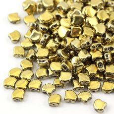 Ginko 7.5mm Polished Brass [10szt]