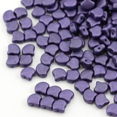 Ginko 7.5mm Metalic Suede Purple [10szt]