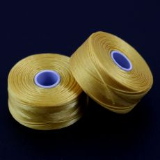 Nici nylonowe S-Lon D GOLDEN YELLOW 0,30mm/71m [szpula]