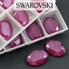 4127 Swarovski Oval Fancy Stones 30x22mm Peony Pink