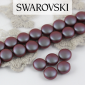 5860 Swarovski  Crystal Iridescent Red Coin Pearl 10mm [2szt]