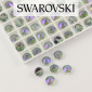 5062 Swarovski Paradise Shine Round Spike Bead 5,5mm - 1 hole [2szt]