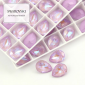 4320 Swarovski Pear Fancy Stone 14X10mm Lavender DeLite