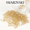 5328 Swarovski Xilion Bead 2,5mm Golden Shadow [10szt]