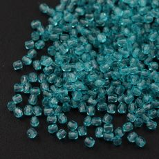 Fire Polish 3mm Crystal Solger Aqua [40szt]