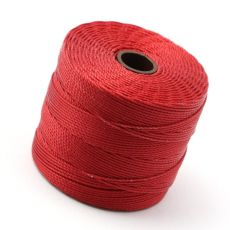 Nici nylonowe S-Lon Fine Tex 135 RED HOT 0,4mm/108m [szpula]