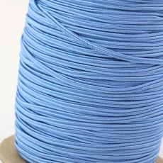Sznurek sutasz USA rayon 2,5mm blue [1metr]