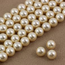 5810 Crystal Light Gold Pearl 3mm [10szt]
