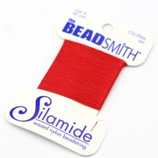 Nici Silamide RED 0,30mm/36m [blister]