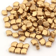 Ginko 7.5mm Bronze Pale Gold [10szt]