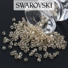 5328 Swarovski Xilion Bead 3mm Light Silk [10szt]