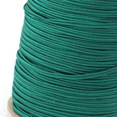 Sznurek sutasz USA rayon 2,5mm forest [1metr]