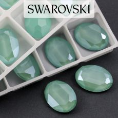 4127 Swarovski Oval Fancy Stones 30x22mm Mint Green