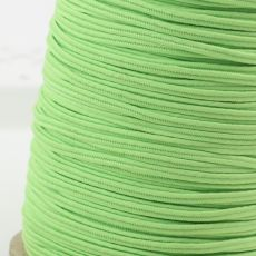 Sznurek sutasz USA 2,5mm green POLY [1metr]