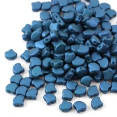 Ginko 7.5mm Chatoyant Shimmer Teal Blue [10szt]