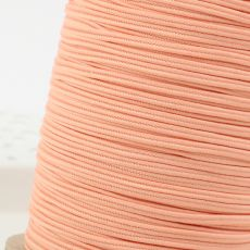 Sznurek sutasz USA 2,5mm peach POLY [1metr]