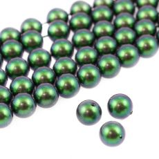 5810 Crystal Iridescent Scarabeus Green Pearl 3mm [10szt]