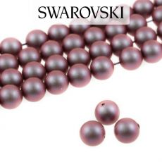 5810 Swarovski Crystal Pearl Iridescent Red 3mm [10szt]