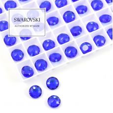 6430 Swarovski Classic Cut Pendant 8mm Majestic Blue