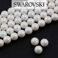 5810 Swarovski Crystal Pearl Pearlescent White 8mm [4szt]