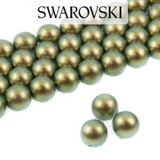 5810 Swarovski Crystal Pearl Iridescent Green 4mm [10szt]