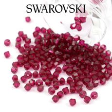 5328 Swarovski Xilion Bead 4mm Ruby [6szt]