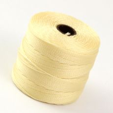 Nici nylonowe S-Lon Fine Tex 135 PALE YELLOW 0,4mm/108m [szpula]
