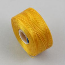 Nici nylonowe S-Lon AA GOLDEN YELLOW 0,25mm/69m [szpula]