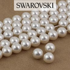 5810 Crystal White Pearl 6mm [6szt]