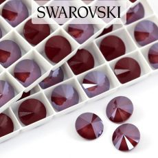 1122 Swarovski Rivoli 12mm Dark Red