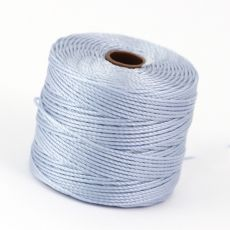 Nici nylonowe S-Lon heavy twist bead/mac cord BLUE MORNING 0,62mm/70m [szpula]