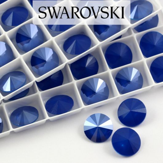 1122 Swarovski Rivoli 12mm Royal Blue