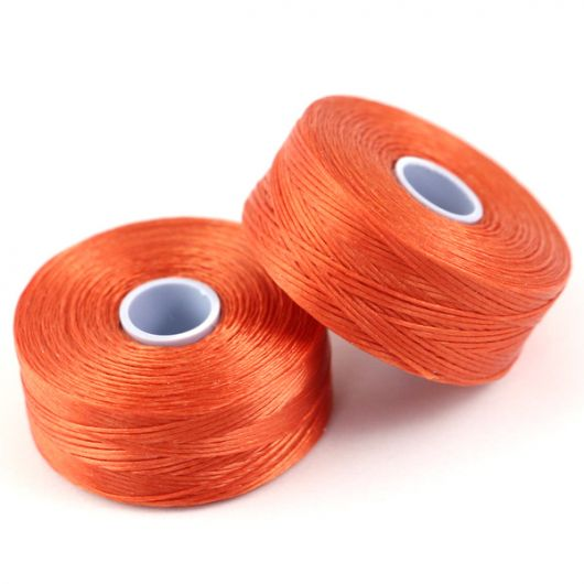 Nici nylonowe S-Lon D ORANGE 0,30mm/71m [szpula]