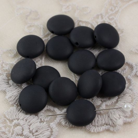 Black stone moneta 14mm