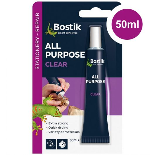 Klej do sutaszu Bostik All purpose 50ml WYCOFANY