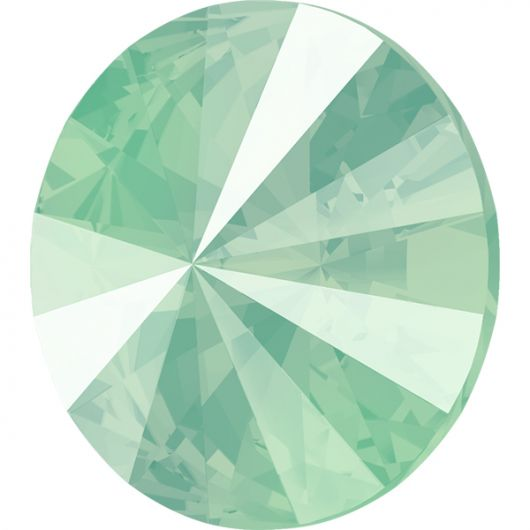 1122 Swarovski Rivoli 12mm Mint Green